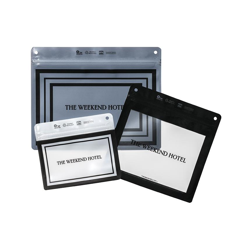 ZipBack Frame BLACK (Msize)