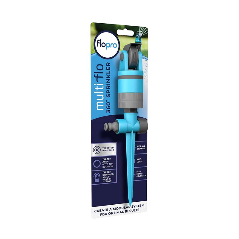 Flopro スプリンクラー Multiflo 360° Sprinkler