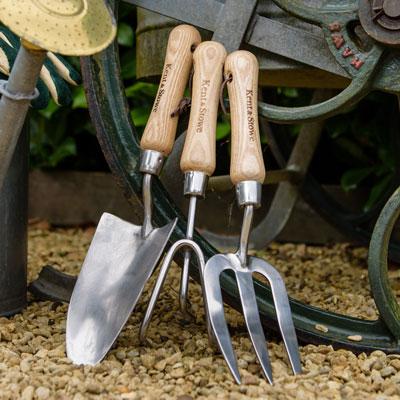K&S ハンドフォーク Hand Fork