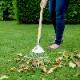 K&S レーキ Lawn & Leaf Rake, Garden Life