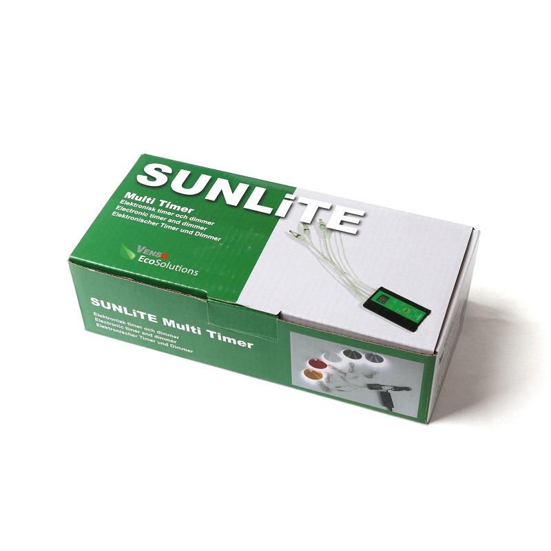 植物専用LED サンライト コントローラー SunLite用コントロールユニット, 1チャンネル