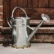 K&S メタルジョウロ9L Metal Watering Can. 9L