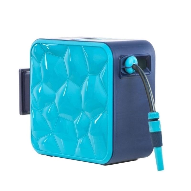 Flopro 散水ホースセット20m Flopro+ Cube Hose Reel, 20m
