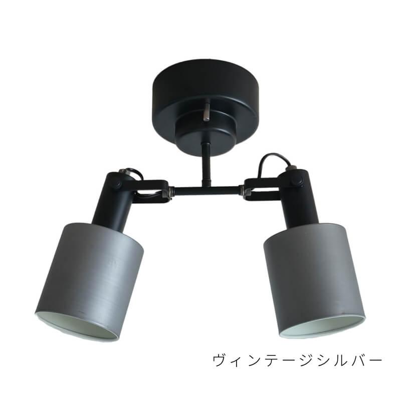【2灯】レヴォ シーリングスポットライト
