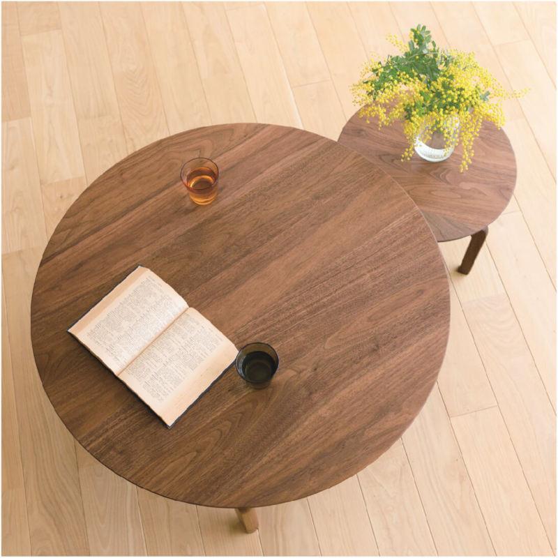 リッショ サークルローテーブル