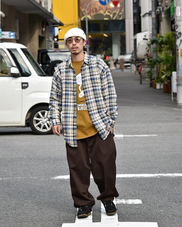 "FAT エフエーティー M.F. ""360BURG"""