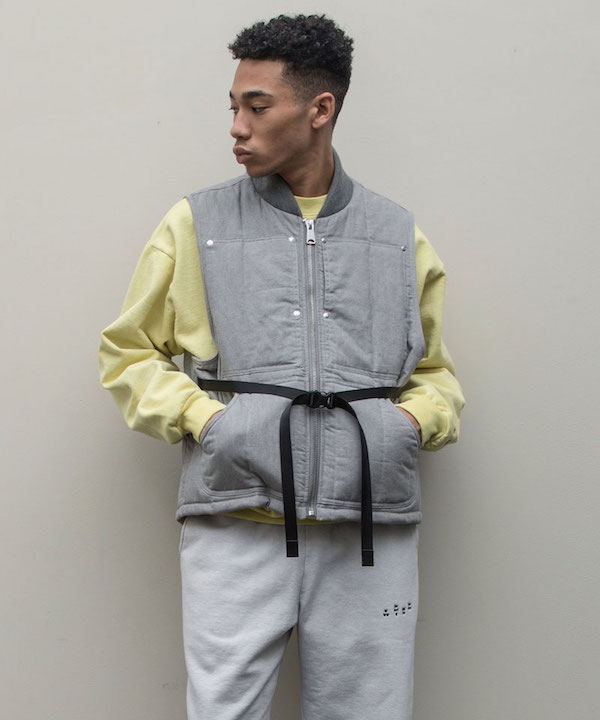 BAL バル INSULATED WORK VEST
