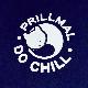 PRILLMAL プライマル DO CHILL S/S T-SHIRTS