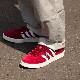adidas Originals Campus Collegiate Burgundy / Running White / Chalk White キャンパス CP スニーカー Sneaker BZ0087