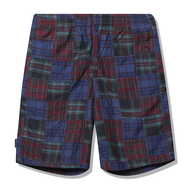 Back Channel バックチャンネル PATCH WORK EASY SHORTS
