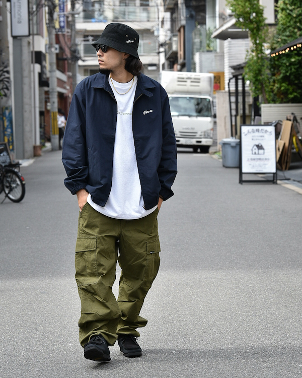 Back Channel バックチャンネル OILED COTTON SWING TOP