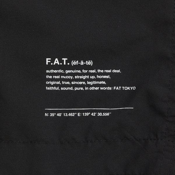 FAT エフエーティー STROHS