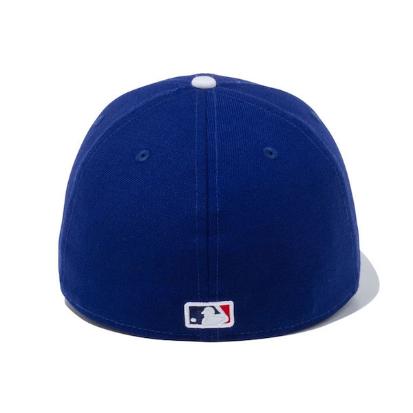 NEW ERA  ニューエラ Pre-Curved 59FIFTY Los Angeles Dodgers Darkroyal/White