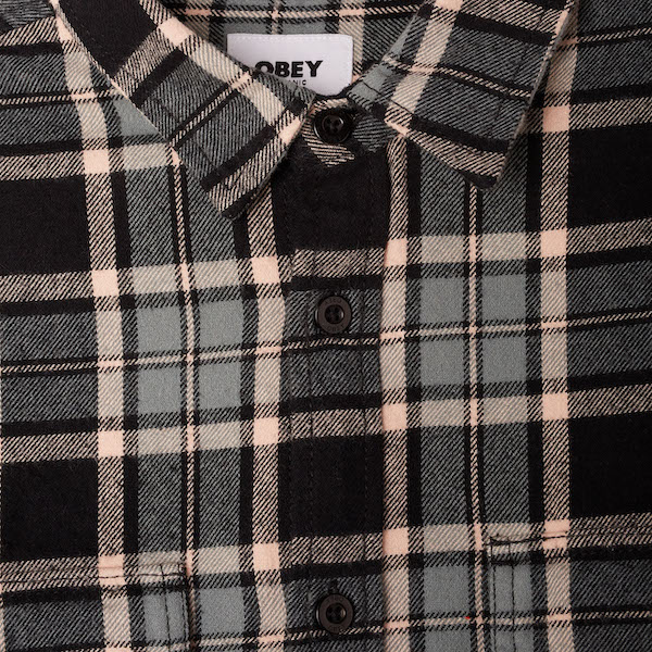 OBEY オベイ Divisions Woven