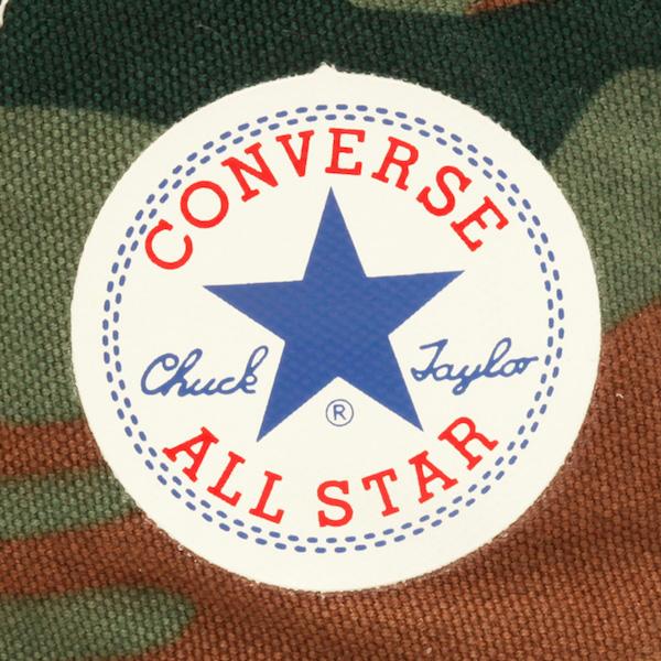 CONVERSE コンバース ALL STAR US CAMO HI WOODLAND CAMO 31303710