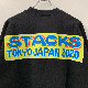 "stacks スタックス Nurse Signs × stacks bookstore ""Signboard"" Sweatshirt"