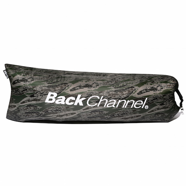 Back Channel バックチャンネル BACKCHANNEL×COTTY BAG INFLATABLE SOFA