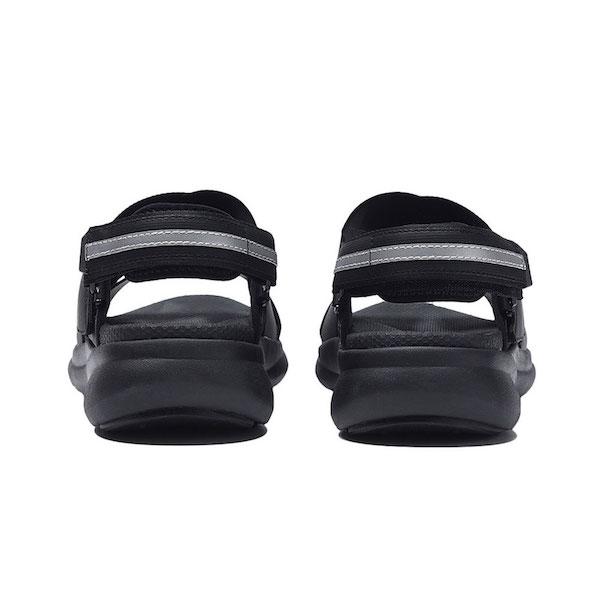 gravis footwear グラビス Powwow Black Mono