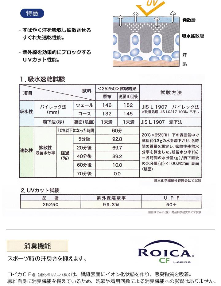 ハイネックインナーシャツ【レギュラータイプ】