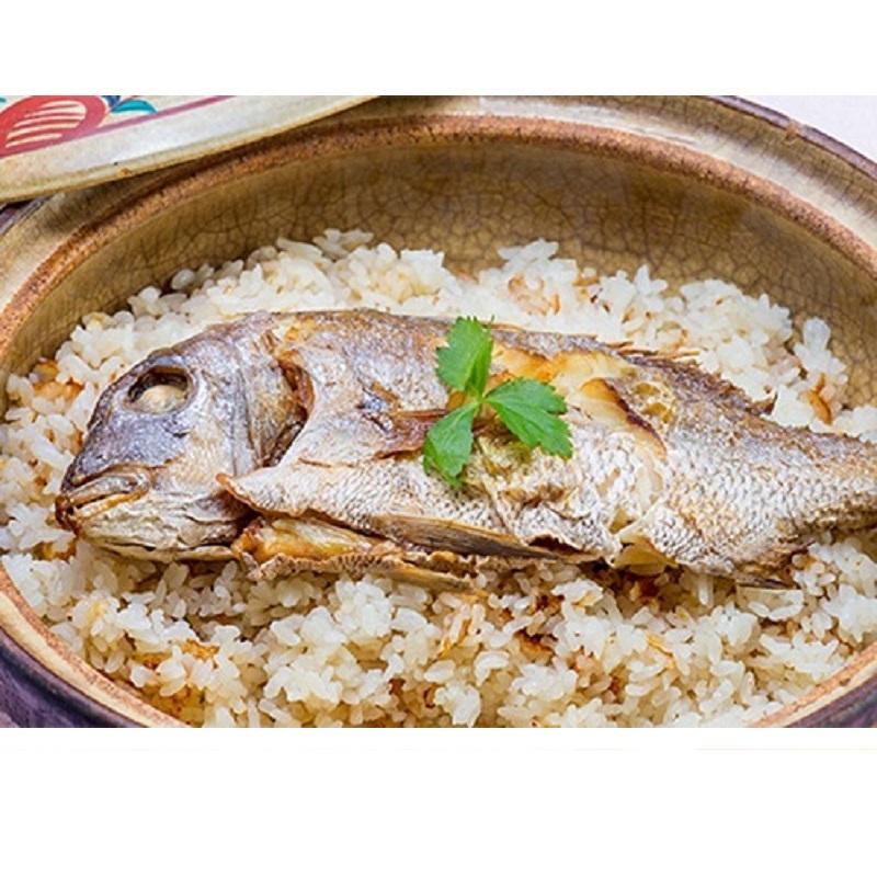 明石産天然一匹鯛飯の素 1個 <明石SA(上下)>