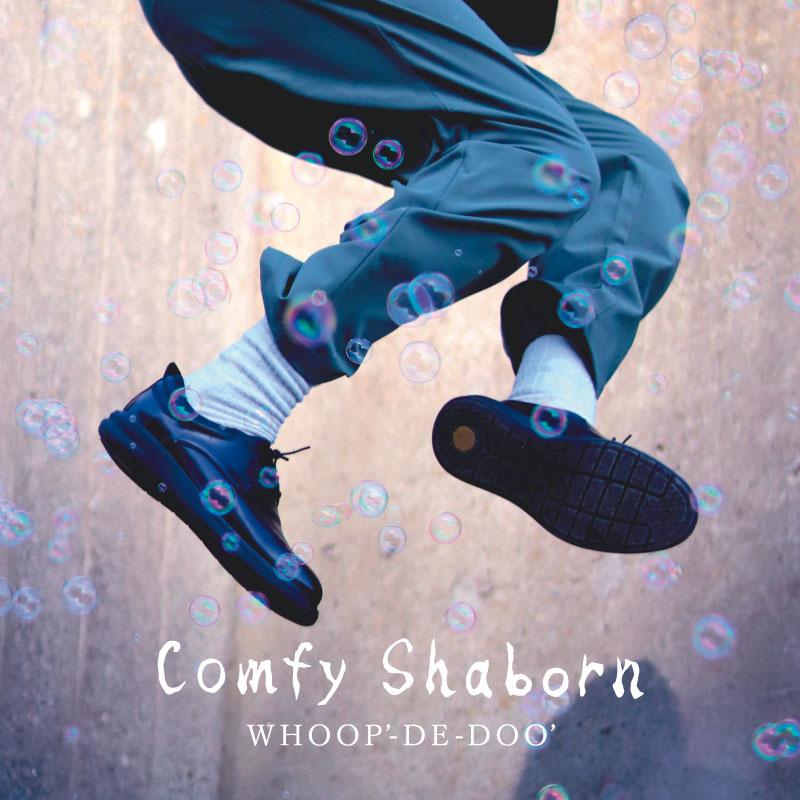 Comfy Shaborn / whoop-de-doo ソフト&ライトプレーンシューズ : 20430272