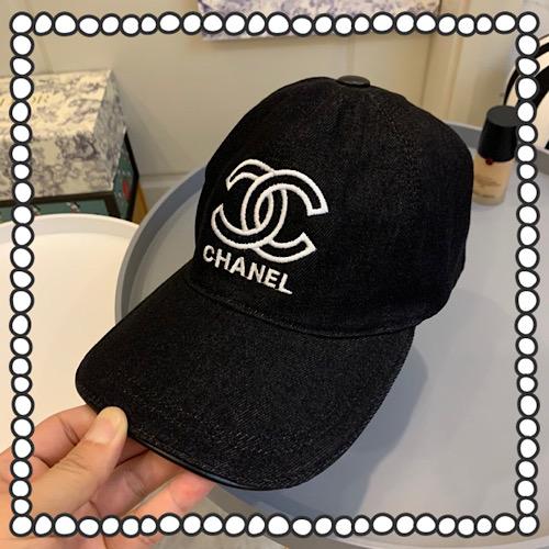 CHANEL シャネル CCロゴキャップ GEKIYASU A-00112
