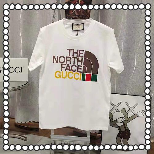 GUCCI × THE NORTH FACE グッチ ノースフェイス 最新作 XS〜4XL GEKIYASU A-00120 2020/03/12登録