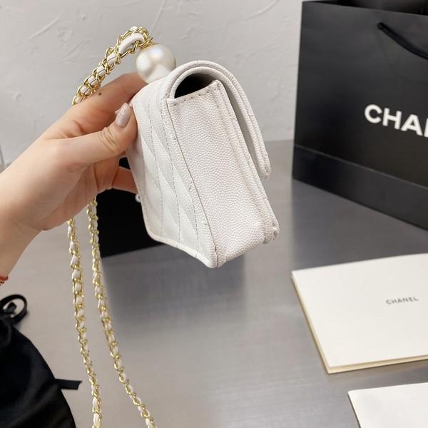 CHANEL シャネル   新商品♪ クロスバッグ ウエストバッグ  4カラー サイズ: 13x9  【2021/04/06*105】 商品コード:GEKIYASU  L-004663