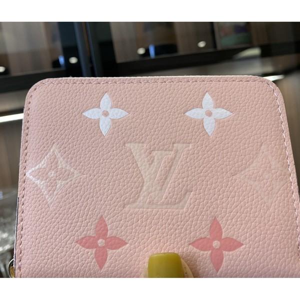 LV ルイヴィトン LOUIS VUITTON    LV ジッピー財布  サイズ: 12X9  【2021/04/08*90】 商品コード:GEKIYASU  L-004679