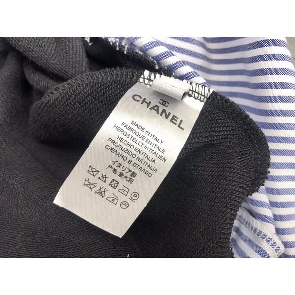 CHANEL シャネル    CC ストライプトレーナー 2カラー サイズ: M~XL 【2021/02/19*105】 商品コード:GEKIYASU L-004353