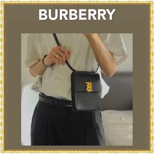 BURBERRYバーバリー    携帯電話のバック 3カラー サイズ: 19x13 【2021/02/22*125】 商品コード:GEKIYASU L-004354