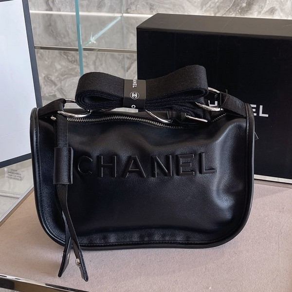 CHANEL シャネル   CC メッセンジャーバッグ サイズ: 23x15   【2021/02/22*160】 商品コード:GEKIYASU L-004359
