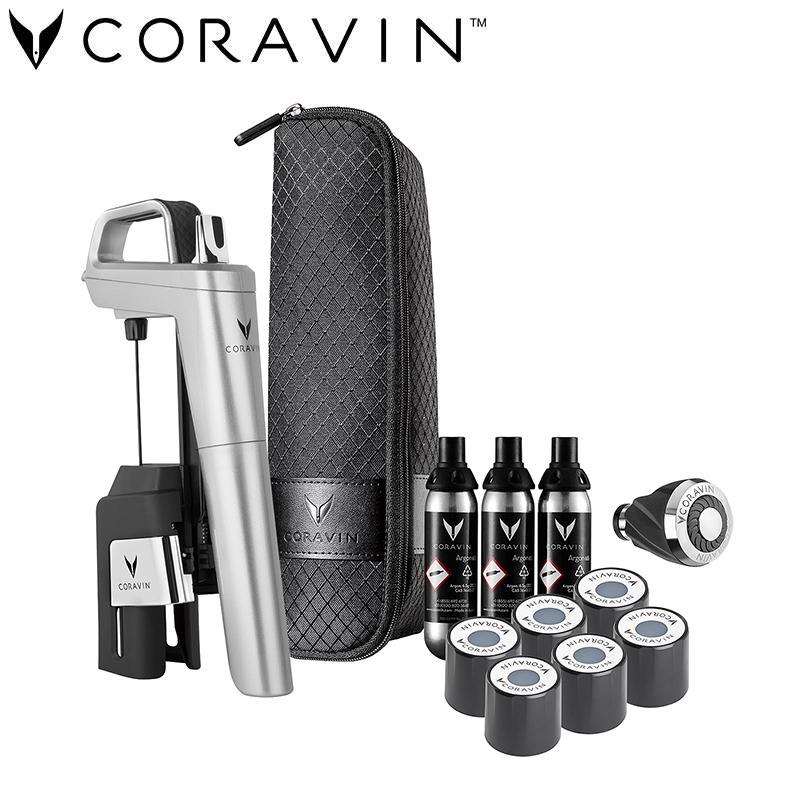 CORAVIN コラヴァン Timeless モデル6+ シルバー