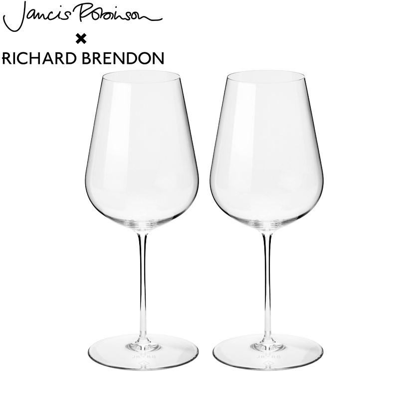 ザ・ジャンシス・ロビンソン ワイングラス(2P)