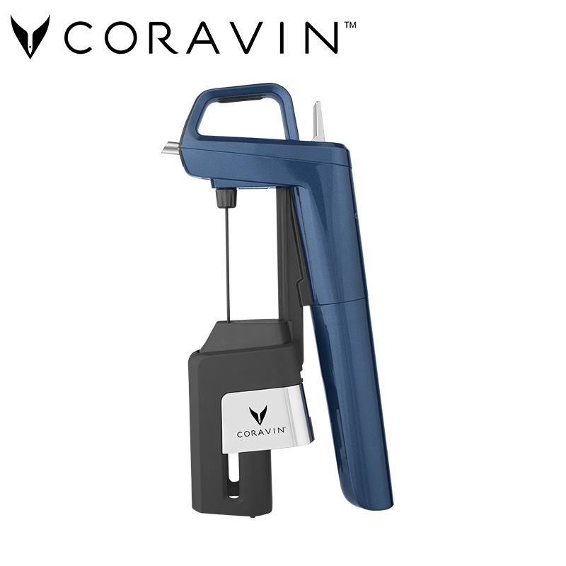 CORAVIN コラヴァン Timeless モデル6+ ミッドナイトブルー