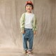 PLAIN RACOON KIDS SWEATER