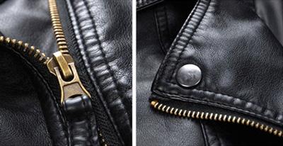 ライダージャケット レザー フェイク レザー 伸縮性 合成皮革 大人レディース フェイク レザー ジャケット 23133