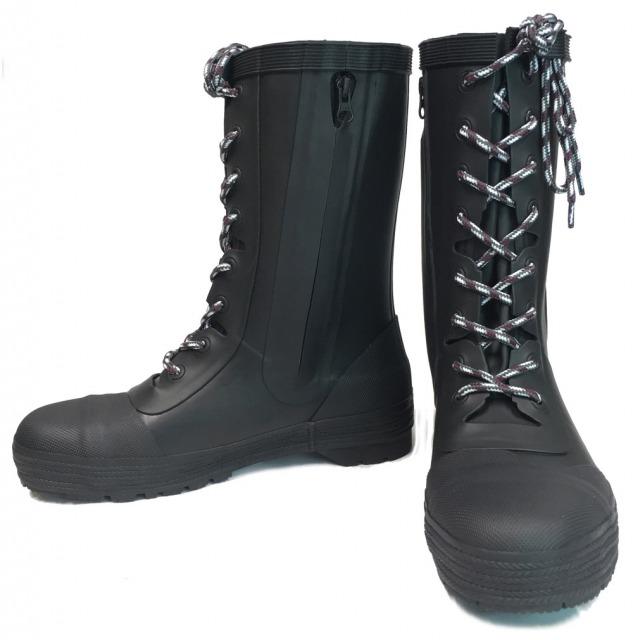 フラミンゴ 長靴 RIN-001 [ブラック]