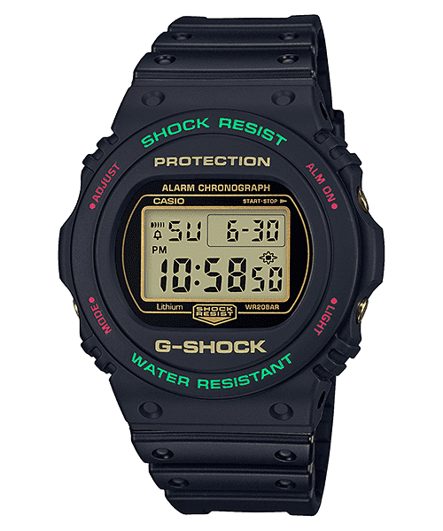 [G-SHOCK][カシオ(CASIO)]DW-5700TH-1JF[国内正規品][新品][腕時計]専用ボックスメーカー保証