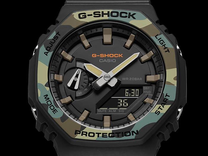 [G-SHOCK][カシオ(CASIO)]GA-2100SU-1AJF[-国内正規品][新品][腕時計]専用ボックスメーカー保証