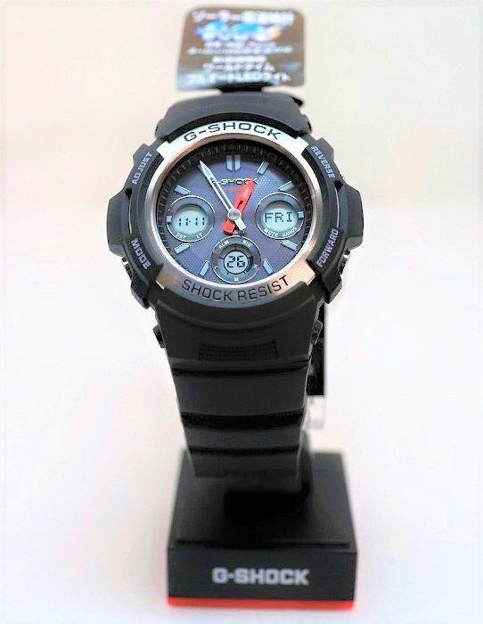[ベーシック(BASIC)][G-SHOCK][カシオ(CASIO)]AWG-M100-1AJF[国内正規品][新品][腕時計]専用ボックスメーカー保証