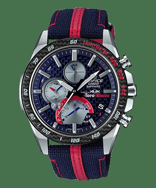 [エディフィス(EDIFICE)][カシオ(CASIO)]EQB-1000TR-2AJR [国内正規品][新品][腕時計] 専用ボックス付メーカー保証