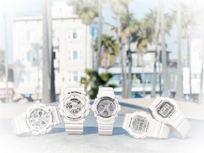 [ベーシック(BASIC)][G-SHOCK][カシオ(CASIO)]AWG-M100SMW-7AJF[国内正規品][新品][腕時計]専用ボックスメーカー保証