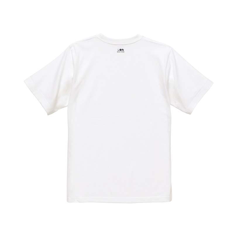 野村誠一 Thankfulness 2021 T-shirt /White