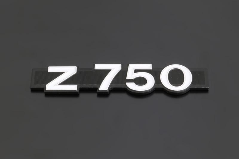 FX サイドカバーエンブレム (Z750FX-1)【在庫数10以上】
