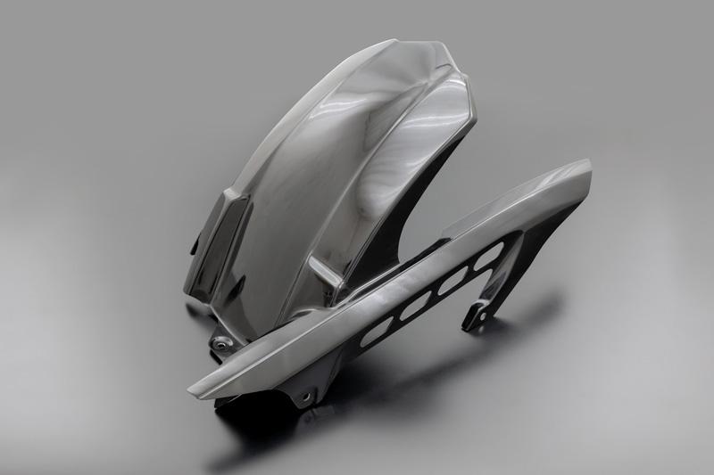 FRPリアフェンダー ver.2 黒ゲル Z900RS