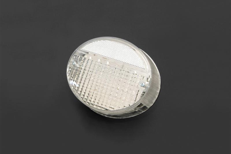 【受注後1週間予定】Z2タイプ LEDテールライトコンプリート (クリア)