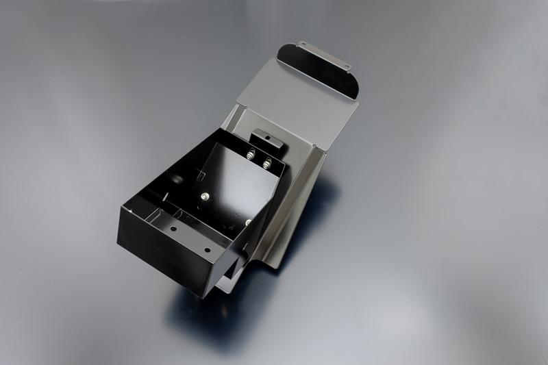 【7月10日入荷予定】Z750-1000 ステンレスツールケースキット ブラック
