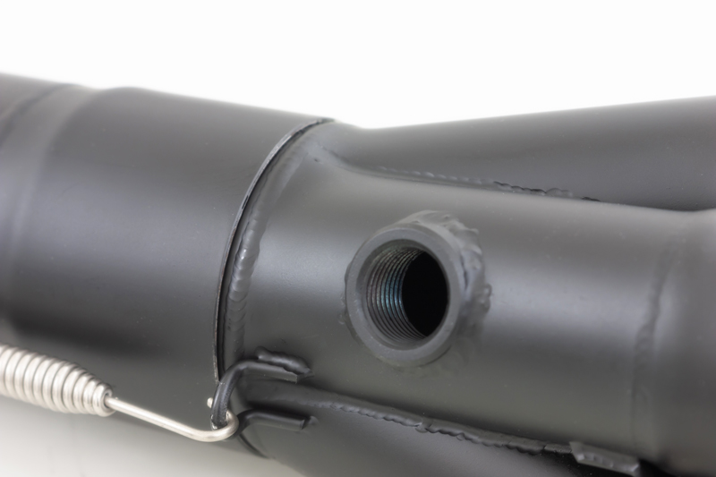 427 ショート管マフラー ▲サーキット専用:公道使用不可