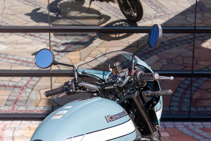 【12月中旬予定】ARCHI ステンレスハンドルバー Super Bike Z900RS